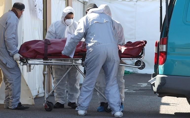 Deaths Levels UK, கொரோனா